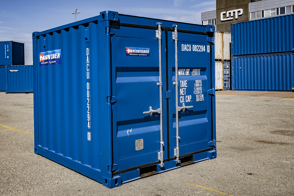 Dancontainer - standard container